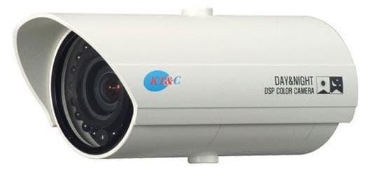 KT&C – камеры с повышенной влагозащитой и большим функционалом
