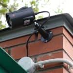 готовые комплекты скрытого видеонаблюдение для частного дома