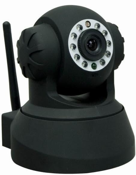 Wi-Fi (IP) камеры
