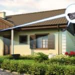 беспроводная системы видеонаблюдения для частного дома