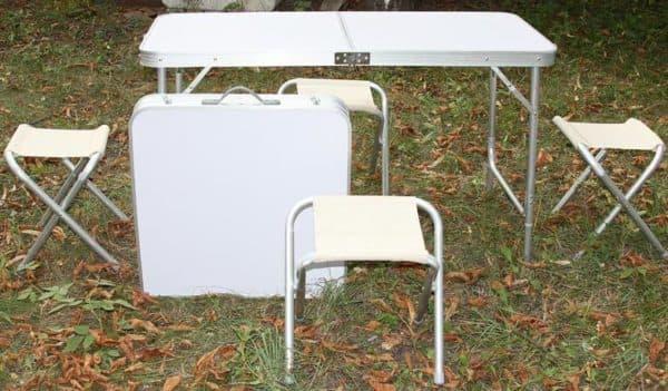 складная мебель для отдыха на природе от СнабСервис