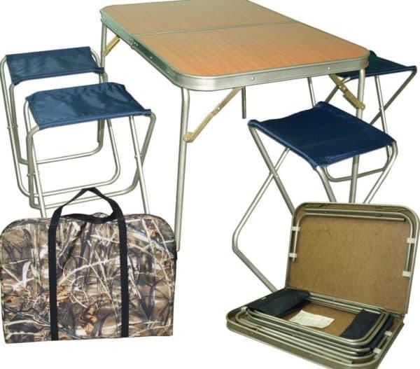 складная мебель для отдыха на природе от Mebelko