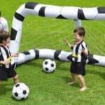 Как сделать детские футбольные ворота для дачи