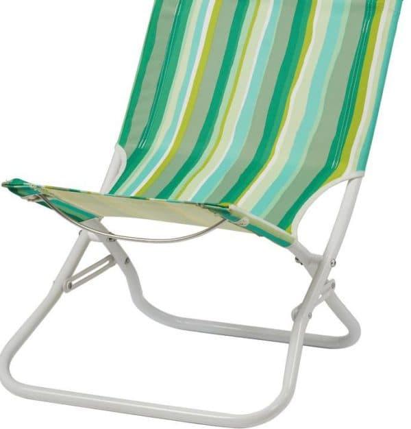 Легкий и комфортный стул пляжный