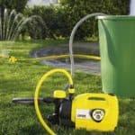 Какой насос подойдет для полива огорода из бочки