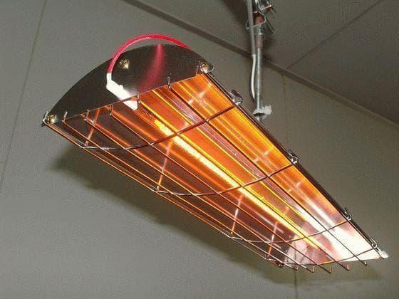 электрический керамический обогреватель для теплицы