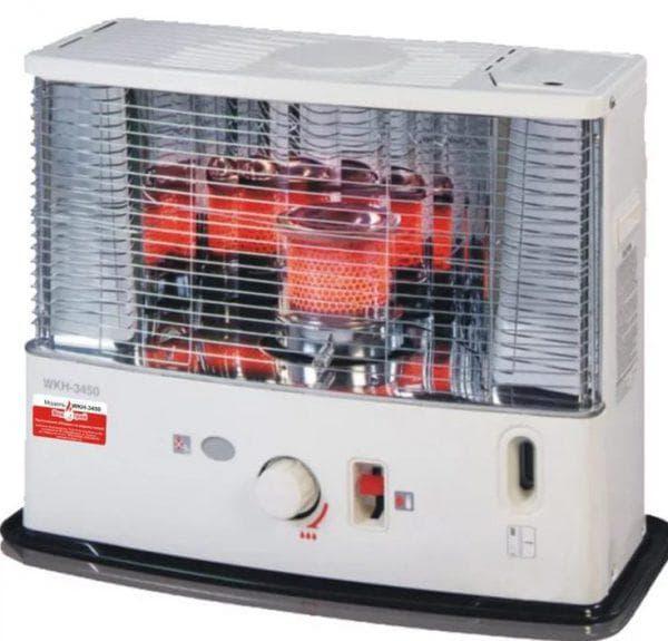обогреватель на жидком топливе для теплицы