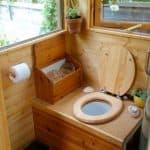 как построить дачный туалет с выгребной ямой