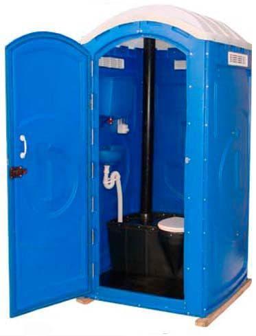 стационарный мобильный биотуалет для дачи