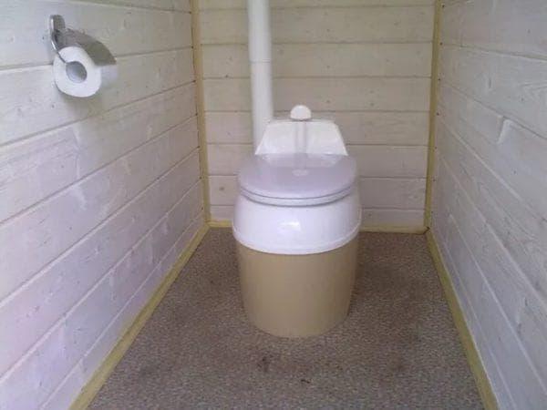 биотуалет для дачи Piteco 506