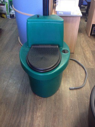 торфяной туалет для дачи Экоматик