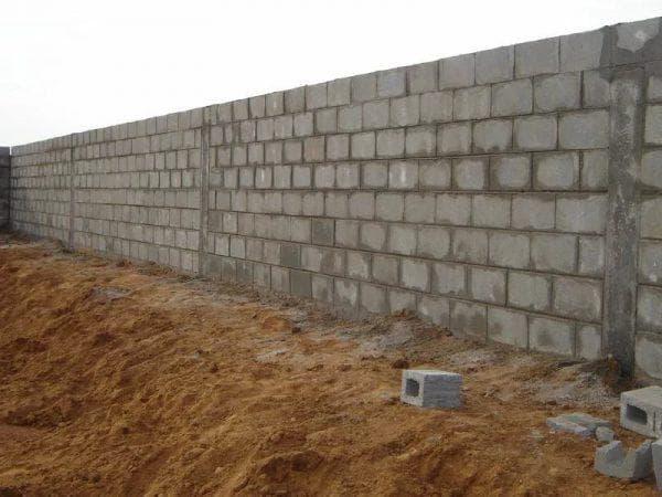 коровник из бетона
