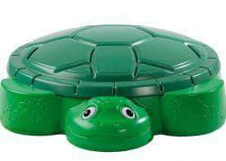 песочница черепаха с крышкой little tikes