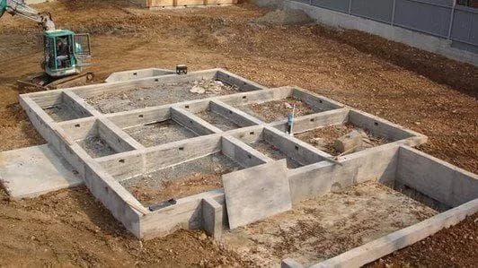 фундамент под строительство фермы