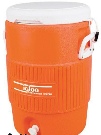пластиковые емкости для душа Igloo
