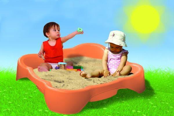 пластиковые песочницы для детей Аспласт