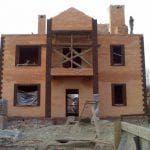 проекты домов и коттеджей из кирпича