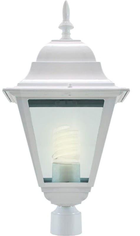 наземный уличный светильник с металлогалогеновой лампой накаливания
