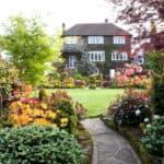 Принципы пейзажного стиля в ландшафтном дизайне