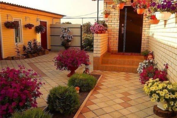 декорирование частного дома