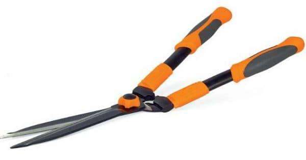 штанговые ножницы для стрижки кустов